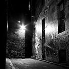 Dark Alley by CKImagery