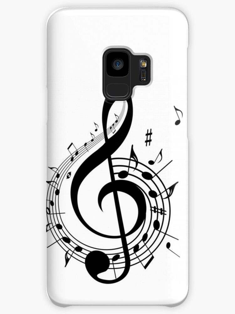 Clave De Sol Cases Skins For Samsung Galaxy By Wassonski Redbubble