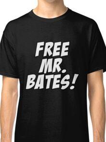 Free Mr. Bates Abbey Downton Classic T-Shirt