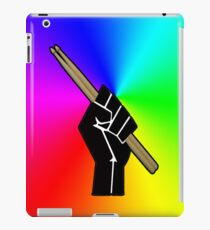 Fight for your right to drum............... for iPad iPad Case/Skin