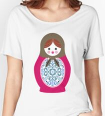 matrioshka (7) Women's Relaxed Fit T-Shirt