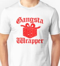 Gangsta Wrapper Unisex T-Shirt