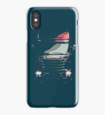 Scania Trucker iPhone Case