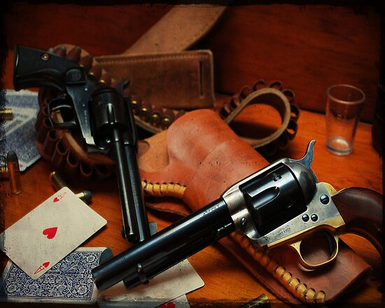 .45 Colt  by Charlene McCoy