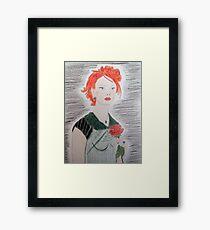 The Wild Rose Framed Print