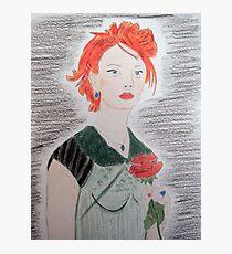 The Wild Rose Photographic Print