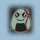 Zombie Onigiri by jrock1184