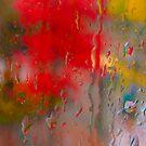 Rain iphone case by susan stone