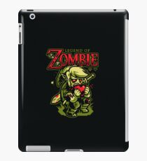 Legend of Zombie - IPAD CASE iPad Case/Skin