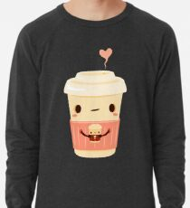 Coffee Coffee Lightweight Sweatshirt