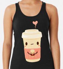 Kaffee Kaffee Tanktop für Frauen