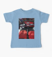 Smart ForTwo Turbo Cabrio Tritop Inside [ Print & iPad / iPod / iPhone Case ] Baby Tee