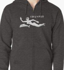 Calypso Zipped Hoodie