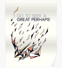 The Great Perhaps Poster