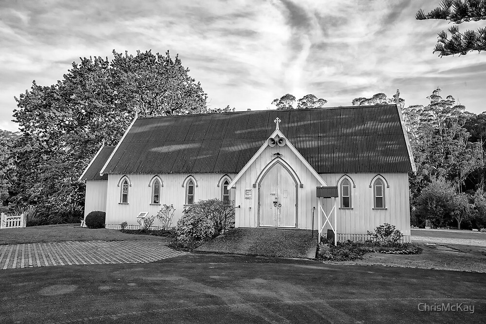 Church by ChrisMcKay