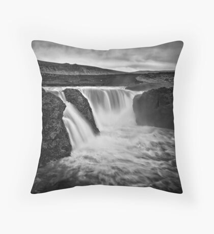 Majesty Of Infernal Throw Pillow