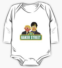 221B Baker Street - Sherlock One Piece - Long Sleeve