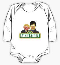 221B Baker Street - Sherlock Kids Clothes