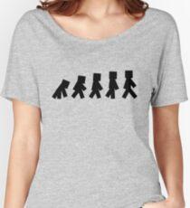 99 Steps of Progress - Minecraft Women's Relaxed Fit T-Shirt