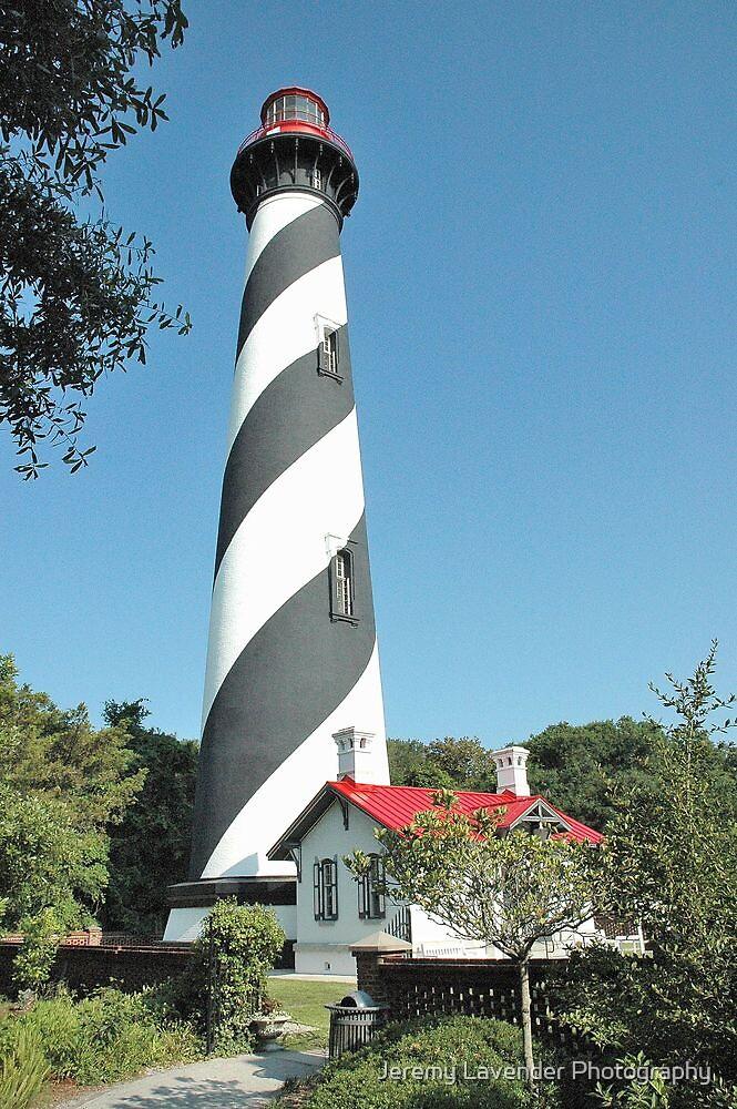 St. Augustine Light Station - 1874 (Florida) by Jeremy Lavender Photography