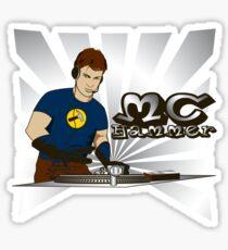 MC Hammer v1 Sticker