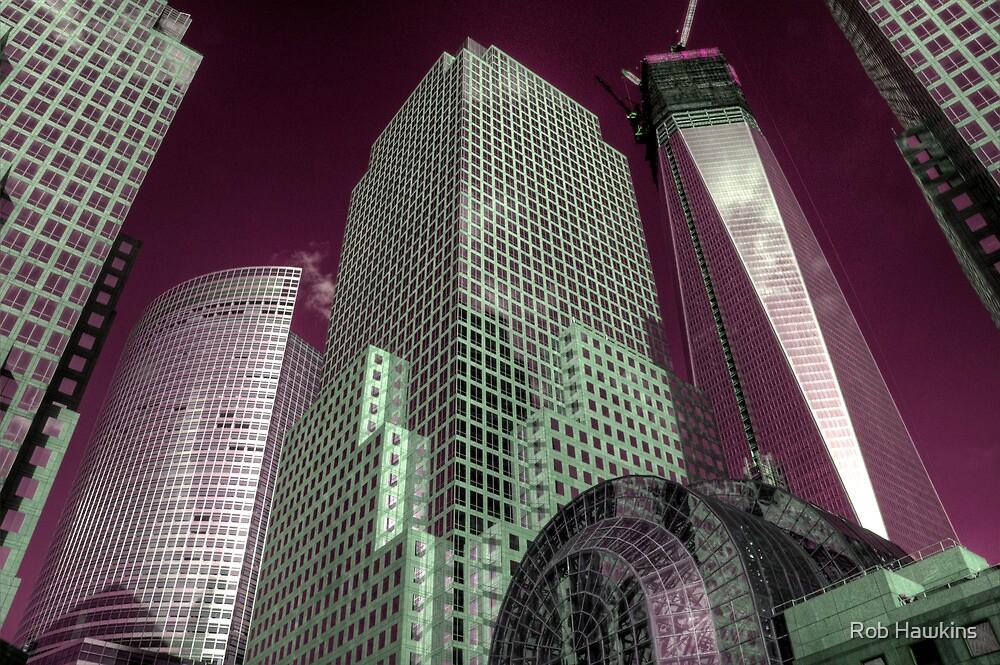 World Financial Centre 2 by Rob Hawkins
