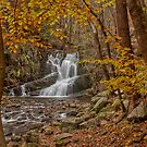 Indian Brook Waterfalls by JHRphotoART