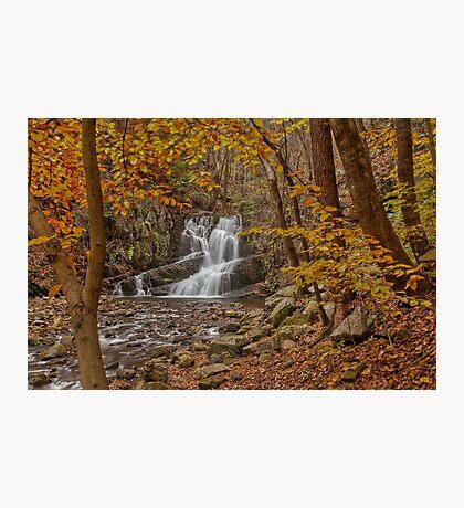 Indian Brook Waterfalls Photographic Print