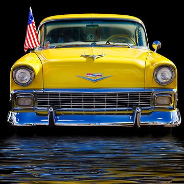 Yellow Chevy by gemlenz