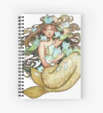 Mer Kittens Spiral Notebook