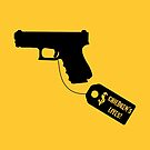 Whats the real cost of a gun? by Mark Walker