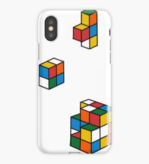 Retro games iPhone Case