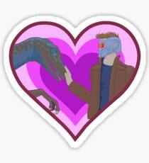 How To Train Your Velociraptor Sticker