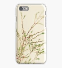 Waxflower iPhone Case/Skin