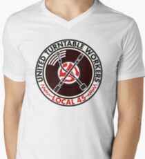 United Turntable Workers - Local 45 T-Shirt