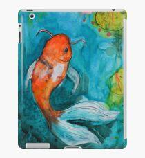 Little Koi Pond iPad Case/Skin