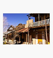 Tombstone Arizona Photographic Print