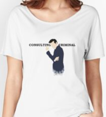 Consulting Criminal Women's Relaxed Fit T-Shirt