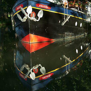"""Anjodi"" Canal du Midi by MarieWatt"
