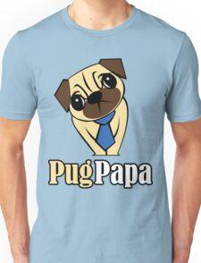 Pug Papa Unisex T-Shirt