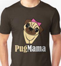 Pug Mama Unisex T-Shirt