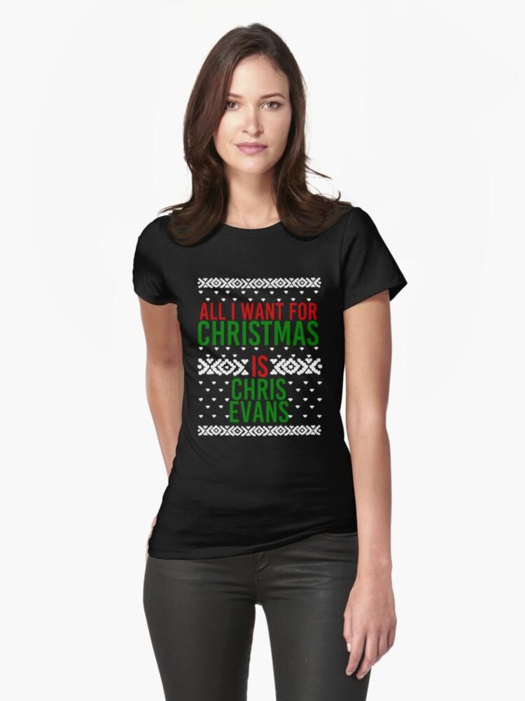 Alles was ich für Weihnachten will (Chris Evans)\