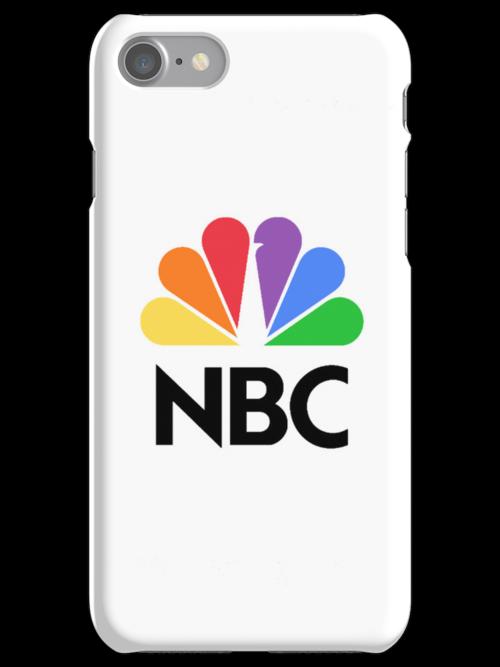 NBC Logo by Cole Pickup