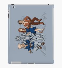 Wizard of Who iPad Case/Skin