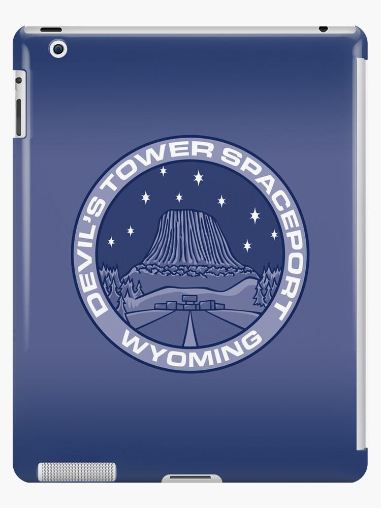 Devil's Tower Spaceport by DoodleDojo