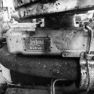 Leyland engine, by lendale