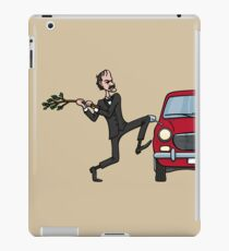 Basil's Fury iPad Case/Skin