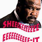 """Clay Davis """"sheeeeee-it"""" by alsadad"""