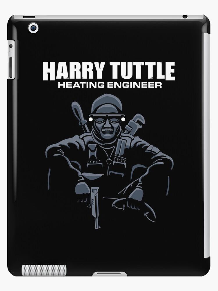 Harry Tuttle - Heating Engineer by DoodleDojo