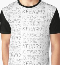 KFBR392 KFBR392 KFBR392 Graphic T-Shirt